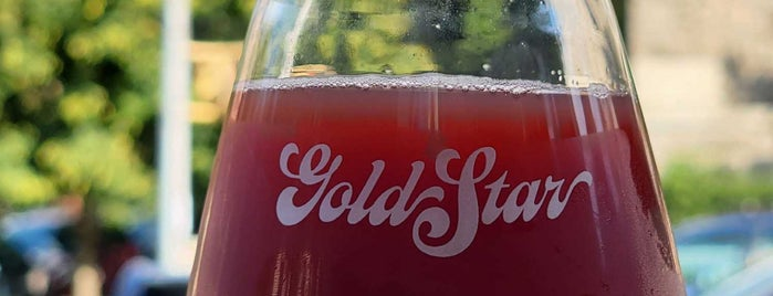 Gold Star Beer Counter is one of Want to drink.