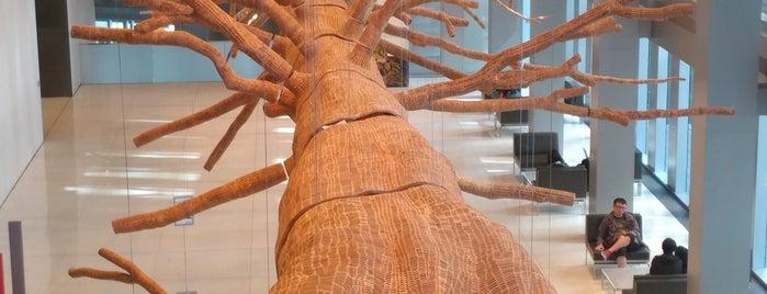 Seattle Art Museum is one of B's Seattle.