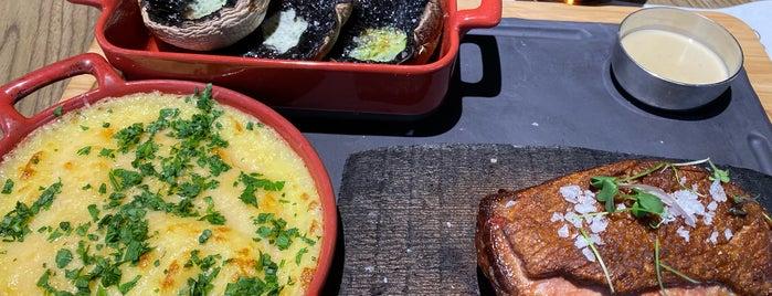 MEAT Steakhouse is one of Tempat yang Disimpan Jurgis.