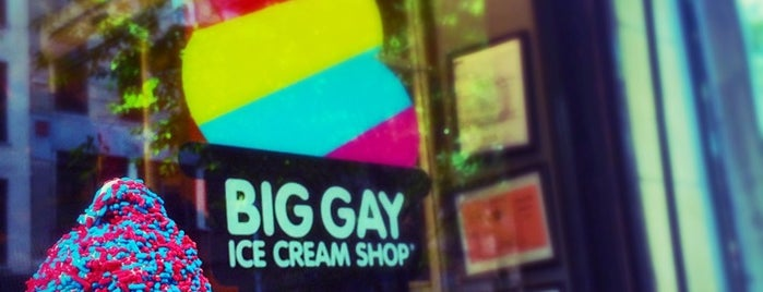 Big Gay Ice Cream Shop is one of jwowstreetsandeatsnyc.