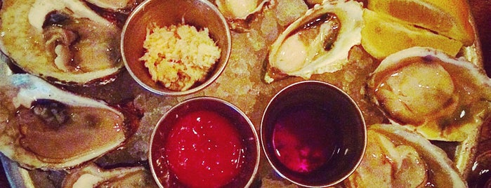 Upstate Craft Beer and Oyster Bar is one of jwowstreetsandeatsnyc.