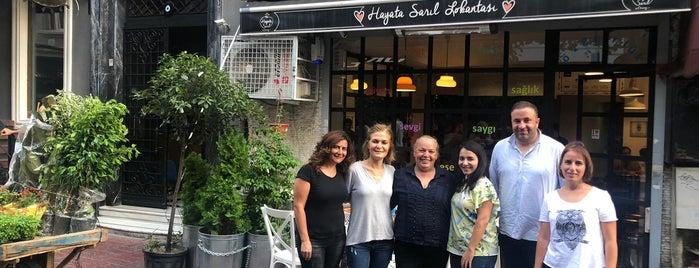 Hayata Sarıl Lokantası is one of Must-visit Restaurants in İstanbul.