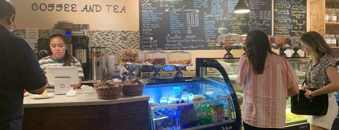 Ateaz Organic Coffee and Tea is one of Coffee, Dessert, Tea.