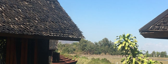 Pristine Lotus Resort, Inle Lake, Myanmar is one of Orte, die BonVivant.es gefallen.