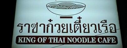 King of Thai Noodle is one of Favorite Food + Bars in SF.