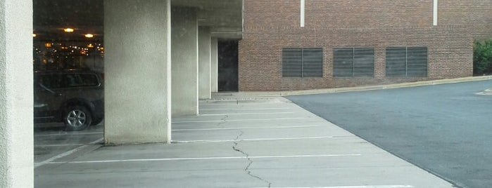 Galleria Parking Ramp is one of Shopping.