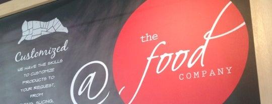 The Food Company is one of Lugares favoritos de Madir.