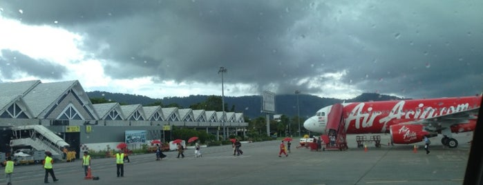 Langkawi International Airport (LGK) is one of Free WiFi Airports 2.