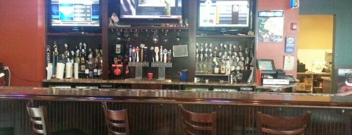 Buffalo Wings & Rings is one of Tempat yang Disimpan Teri.