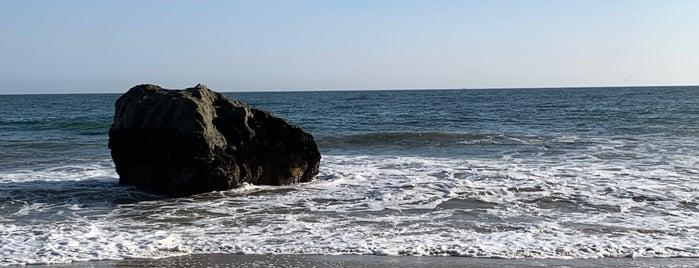 Malibu Beach is one of California 🇺🇸.