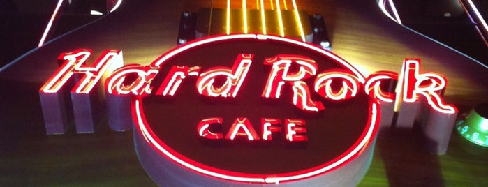 Hard Rock Cafe Las Vegas is one of Las Vegas.