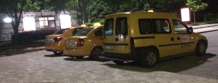 Otogar Taksi is one of Yunusさんのお気に入りスポット.
