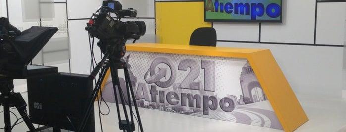 Capital 21 is one of Lieux qui ont plu à ElPsicoanalista.