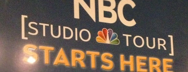 The Tour at NBC Studios is one of NYC.