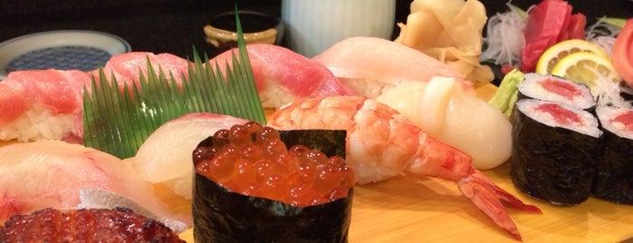 Yabase is one of Sushi.