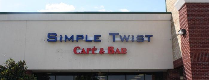 Simple Twist is one of Summer'in Beğendiği Mekanlar.