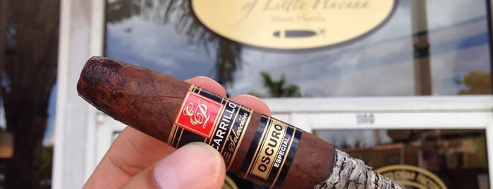 Cigar Boutique of Little Havana is one of Miami.