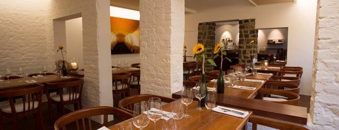 Herz & Niere Restaurant is one of Berlin.