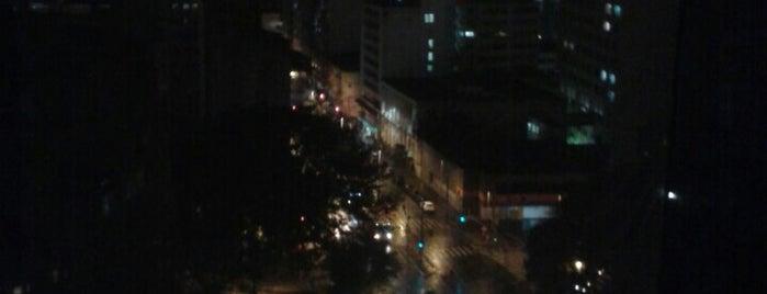 Edifício Montreal is one of São Paulo imperdibles.