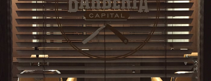 Barbería Capital (Hotel Habita Polanco) is one of México.