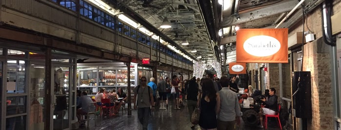 Chelsea Market is one of NYC Activities.