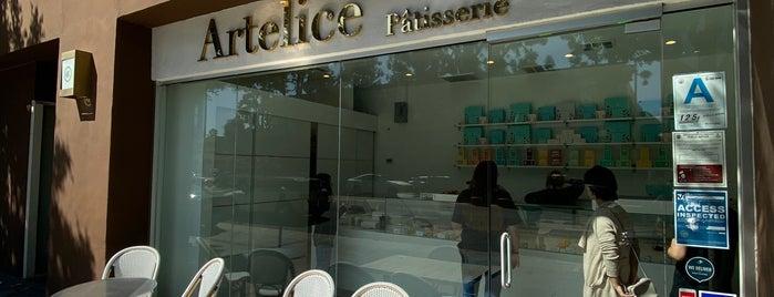 Artelice Patisserie is one of SoCal.