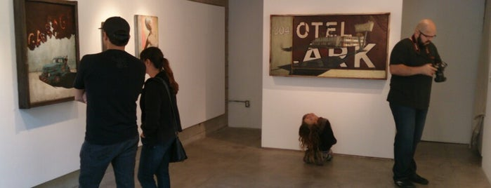Subtext Gallery is one of SD.