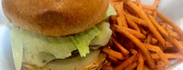 Burger Moovment is one of Damn Good Burger.