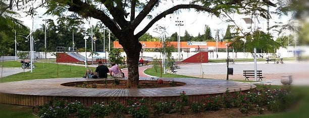 Parque Central is one of Orte, die Paty gefallen.