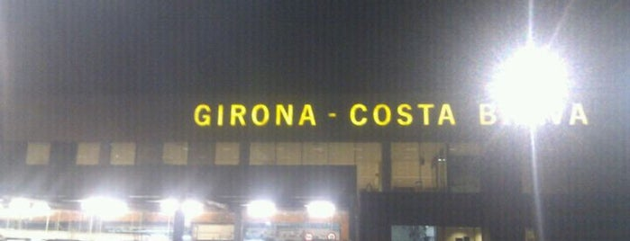 Aeroport de Girona-Costa Brava (GRO) is one of Airports.