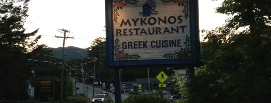 Mykonos is one of Hiking Trip.