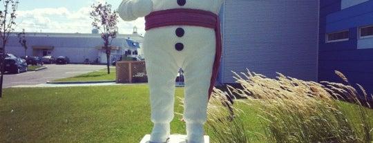 Carnaval De Québec is one of Posti che sono piaciuti a Kevin.