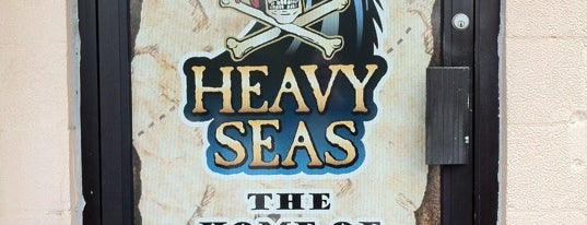 Heavy Seas Beer is one of Breweries I've Visited.