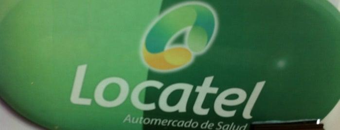 Locatel is one of Orte, die Eleazar gefallen.