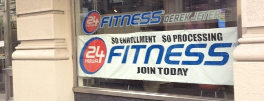 24 Hour Fitness is one of Socialite List.