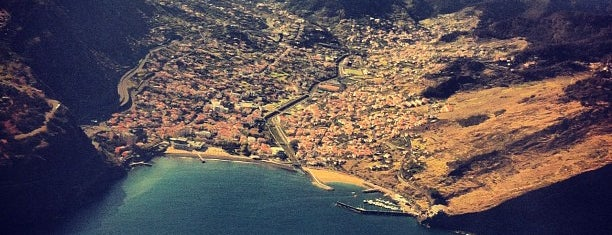 Machico is one of Madeira.