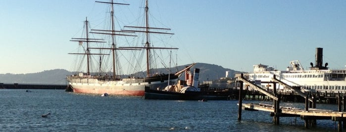 San Francisco Maritime National Historical Park is one of San Francisco et sa région.