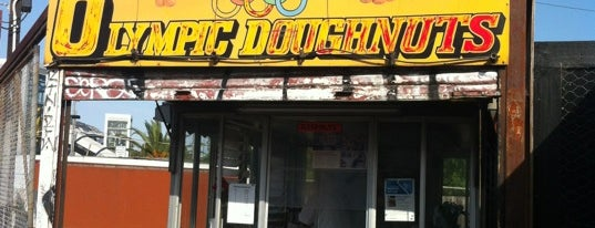 Olympic Doughnuts is one of Danijel : сохраненные места.