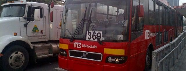 Metrobus De la Salle is one of Zava'nın Beğendiği Mekanlar.