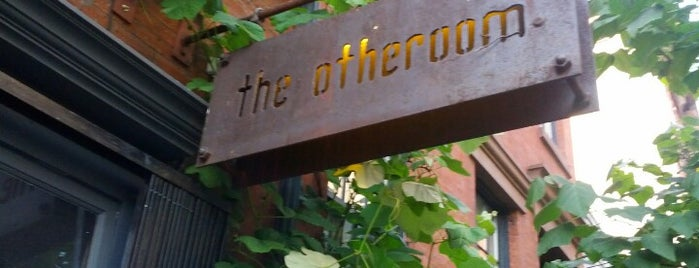 The Otheroom is one of Places to go to.