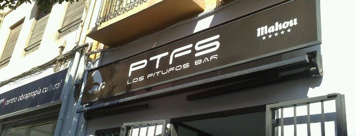 Los Pitufos is one of Pubs.
