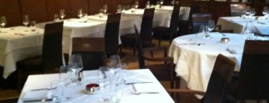 The Cinnamon Club is one of London's great locations - Peter's Fav's.