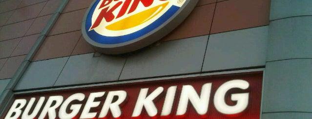 Burger King is one of Yeea.