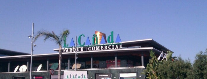 La Cañada Shopping Mall is one of Encounter (Europe).