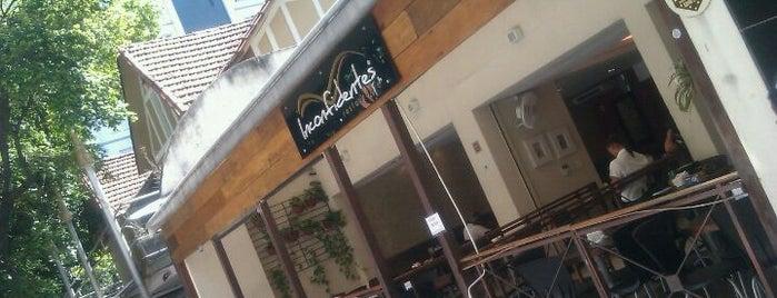 Inconfidentes Restaurante is one of Vamo comer.