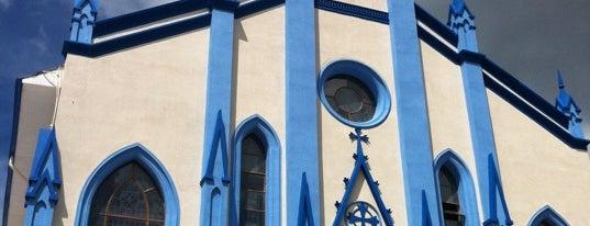 Igreja Matriz Santa Teresinha do Menino Jesus is one of Lugares.