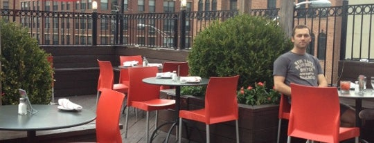 City Bistro is one of Hoboken.