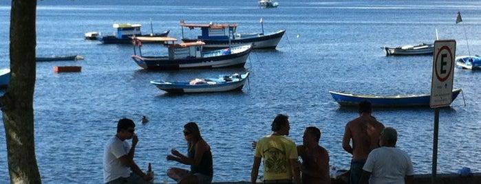 Bar Urca is one of 10 lugares para esticar a praia após o por do sol.