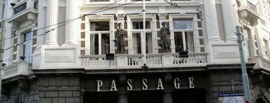 Passage is one of Holland.