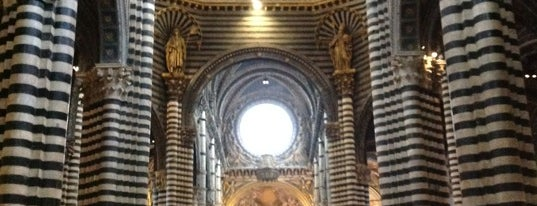 Duomo di Siena is one of Places to return.